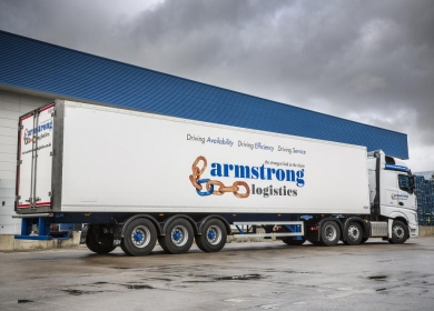 Armstrong Logistics warehousing and consolidation