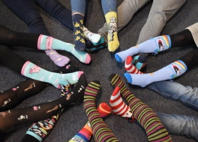 Image result for silly socks day